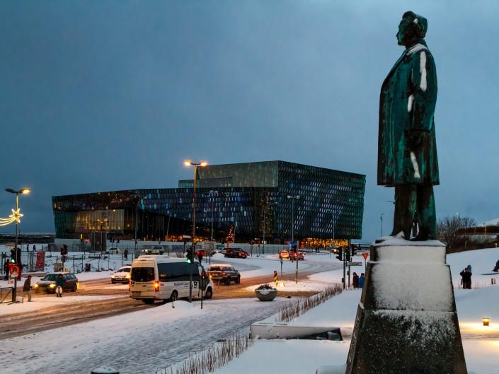 Tag 2 - Reykjavík aus versehen