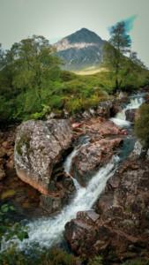 Etiv Mor Waterfalls