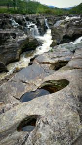 Eas Urchaidh Waterfalls