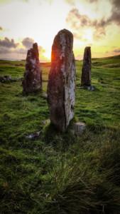 Glengorm Standing Stones