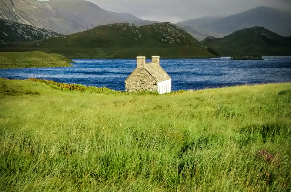 Bothy With A View